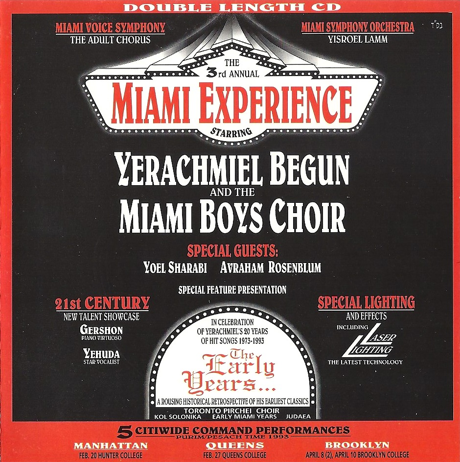 "Miami Boys Choir's ""Miami Experience 3"""