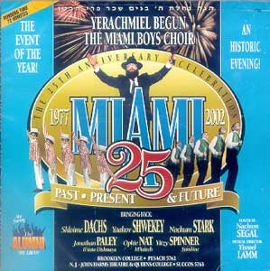 "Miami Boys Choir's ""Miami 25"""